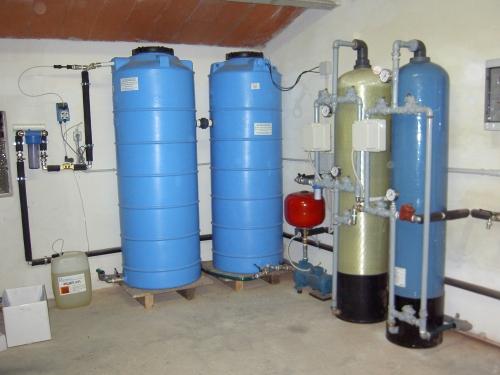 IDROSISTEMI SRL : Impianti e apparecchiature per depurazione e trattamento acque Ficarolo (Rovigo)