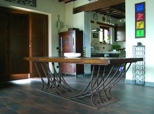 ... del fabbro: Arredo giardino e mobili per esterni Sarnano (Macerata